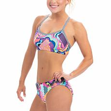 Dolfin Uglies Women's Printed 2-Piece Swimsuit