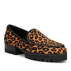 Donald J. Pliner Elen Leopard-Print Haircalf Loafer