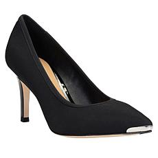 Donald J. Pliner Ezraa Pointed Toe Pump with Metal Rand