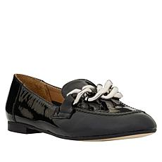 Donald J. Pliner Nolin Leather Chain Loafer