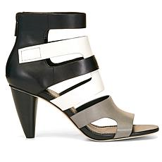 Donald J. Pliner Paula Leather Colorblock Sandal