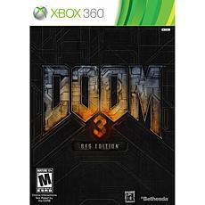 Doom 3 BFG Edition with Poster - Xbox 360