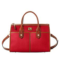 Dooney & Bourke Camden Saffiano Leather Satchel
