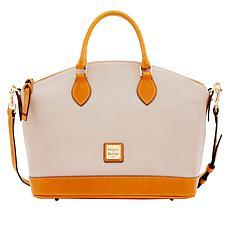 Dooney & Bourke Carissa Leather Satchel