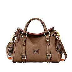 Dooney & Bourke Florentine Medium Leather Satchel