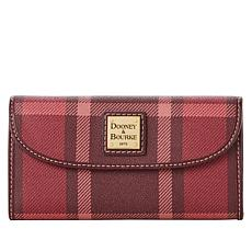 Dooney & Bourke Graham Continental Clutch