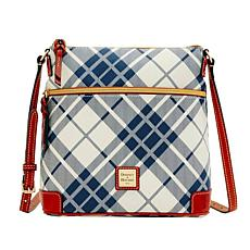 Dooney & Bourke Harding Plaid  Crossbody