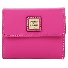 Dooney & Bourke Leather Beacon Flap Wallet