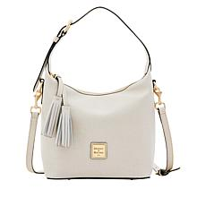 Dooney & Bourke Paige Saffiano Leather Small Satchel