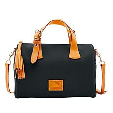 Dooney & Bourke Patterson Pebble Leather Kendra Satchel