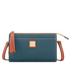 Dooney & Bourke Pebble Leather Gingy Crossbody