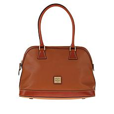 Dooney & Bourke Pebble Leather Shaina Satchel