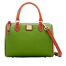 Dooney & Bourke Pebbled Trudy Satchel - Bright