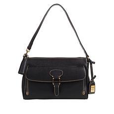 Dooney & Bourke Saffiano Leather Dana Pocket Clutch