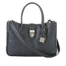 Dooney & Bourke Saffiano Leather Double Handle Tote