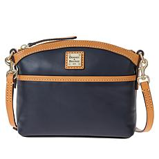 Dooney & Bourke Wexford Leather Domed Crossbody - Basic