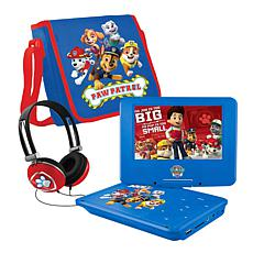 "DP Audio Video PAW Patrol 7"" Portable DVD Player"