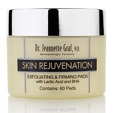 Dr. Graf Skin Rejuvenation Exfoliating+Firming Pads