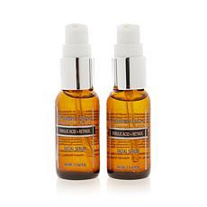 Dr. J. Graf M.D. Ferulic Acid + Retinol Serum Twin Pack