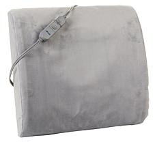 Drive Medical Comfort Touch Heated Lumbar Cushion