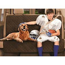 Dual-Purpose Cargo/Backseat Protector Cover