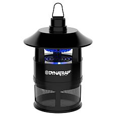 DynaTrap ¼ Acre Decora Outdoor Mosquito and Insect Trap - Black