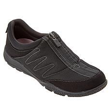 easy spirit BeStrong Front-Zip Sneaker