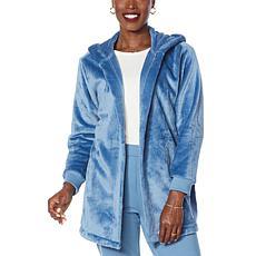 Eaze Wear by Antthony Cozy Hooded Cardigan