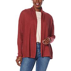Eaze Wear by Antthony Drop Shoulder Sweater Cardigan