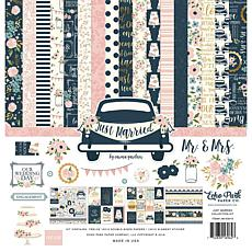 Echo Park Collection Kit 12X12 - Just Married