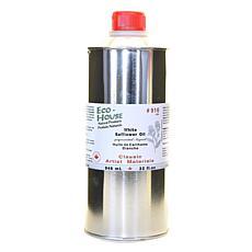 Eco-House White Safflower Oil - 32 oz.
