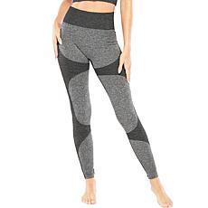 Electric Yoga Color Blocked Legging - Grey