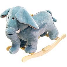 Elephant Plush Rocking Animal