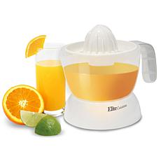 Elite Cuisine Electric Citrus Juicer