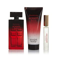 Elizabeth Arden Always Red 3-piece Set