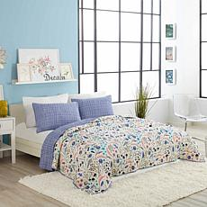 Elizabeth Olwen Wildwood 2pc Quilt Set - Twin