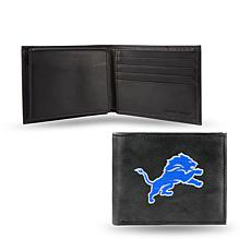 Embroidered Billfold - Detroit Lions