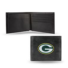 Embroidered Billfold - Green Bay Packers