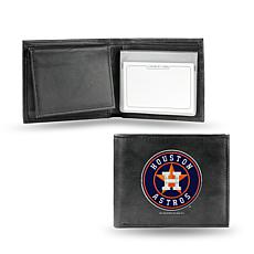 Embroidered Billfold - Houston Astros