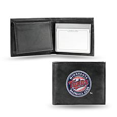 Embroidered Billfold - Minnesota Twins