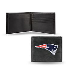 Embroidered Billfold - New England Patriots