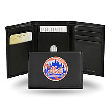 Embroidered Trifold - New York Mets