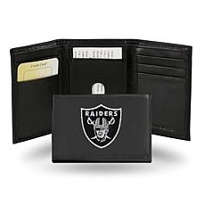 Embroidered Trifold - Oakland Raiders