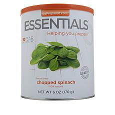 Emergency Essentials 6 oz. Can of Freeze-Dried Spinach Auto-Ship®