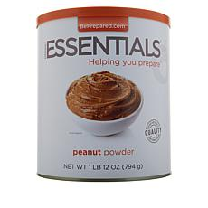 Emergency Essentials Can of Peanut Butter Powder