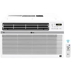 Energy Star 8,000 BTU 115V Window-Mounted Air Conditioner with Wi-Fi