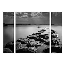 "Erik Brede ""Silent Water"" Multi-Panel Art - 24"" x 32"""