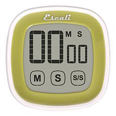 Escali DR3-G Touch Screen Digital Timer - Green
