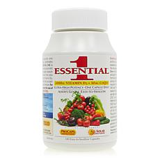 Essential-1 with Vitamin D3-2000 + 30mg CoQ10 - 180 Capsules