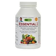 Essential-1 with Vitamin D3-2000 - 360 Capsules